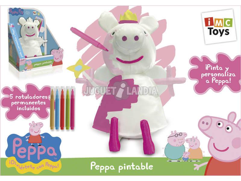 Pintable Peppa Pig