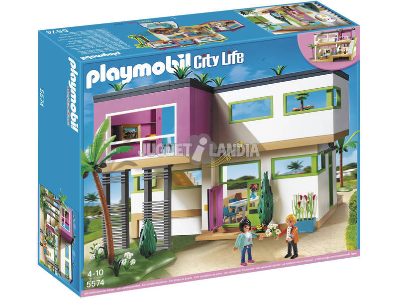 Playmobil Mansion Moderna de Lujo