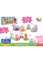 Figuras baño Peppa Pig. Imc Toys 360037