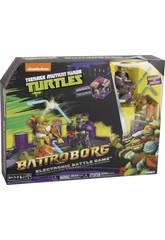 Tartarughe Ninja Battroborg Set da battaglia