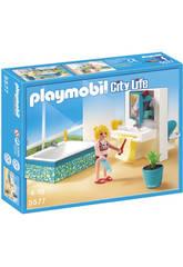 Playmobil Baño Moderno