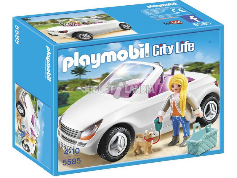 Playmobil Spider con Donna e Cucciolo