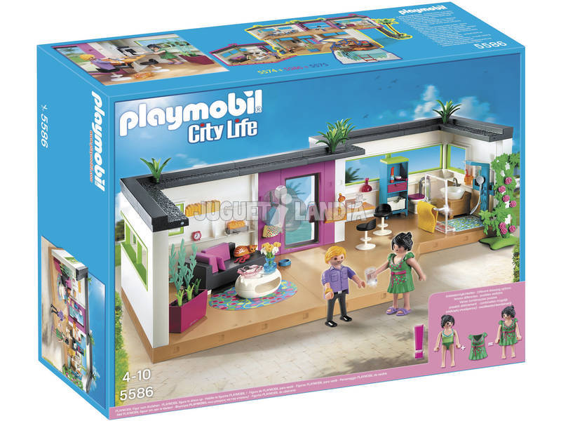 Playmobil Suite de Invitados