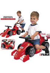 Ferrari correpasillos Formula 1