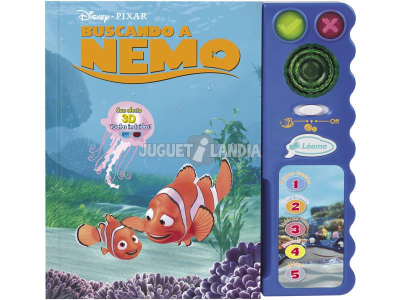Aprende a leer Nemo 3D con gafas incluidas