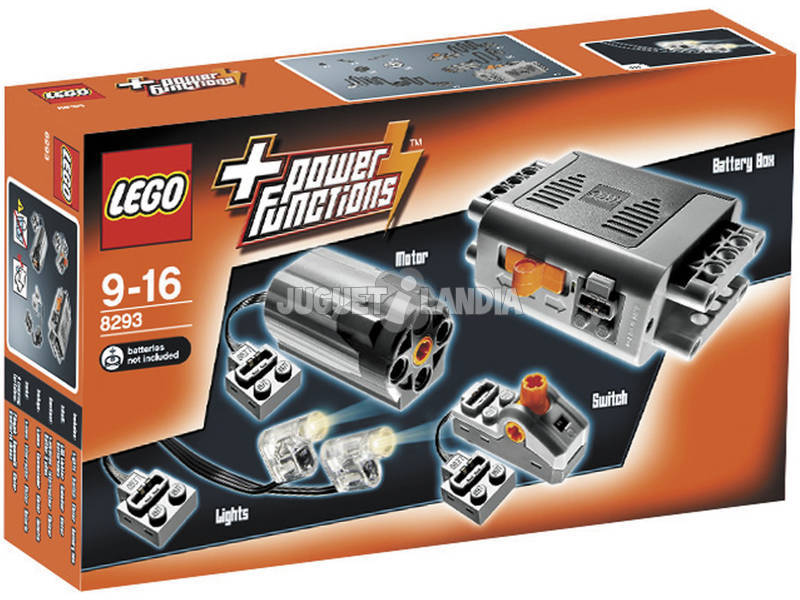 Lego Technic Set Motors Power Funções