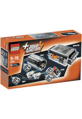 Lego Technic Set Moteur Power Functions