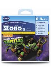 Juego Tortugas Ninja para Storio 2 Y 3S