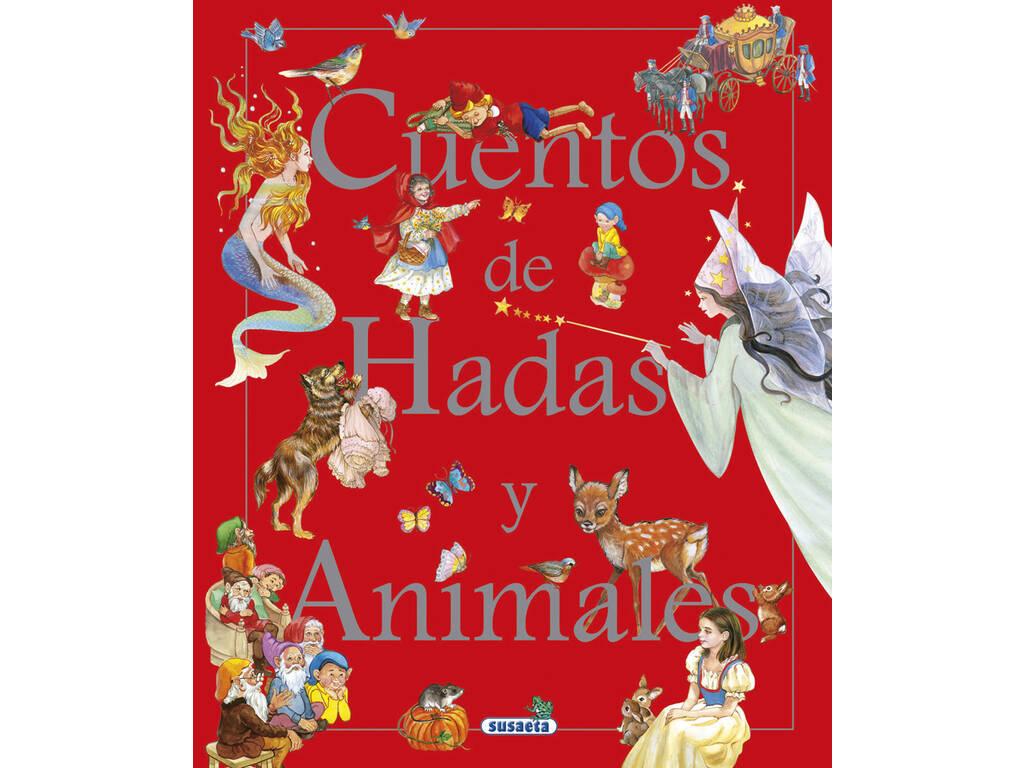 Livro Contos de Fadas e Animais Susaeta Ediciones S2033001