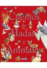 Libro Cuentos de Hadas y Animales Susaeta Ediciones S2033001
