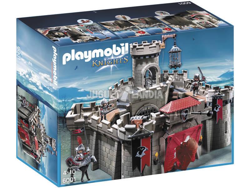 Playmobil Castillo de los Caballeros del Halcón