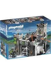Playmobil Forteresse des Chevaliers Loup