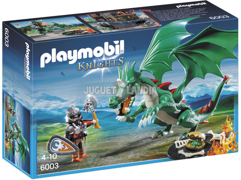 Playmobil Grande Dragão