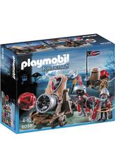 Playmobil Hawk Knights mit Kanone