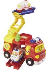 Tut Tut Bolides Camion de pompiers