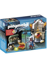 Playmobil Guardiano del Tesoro del Re