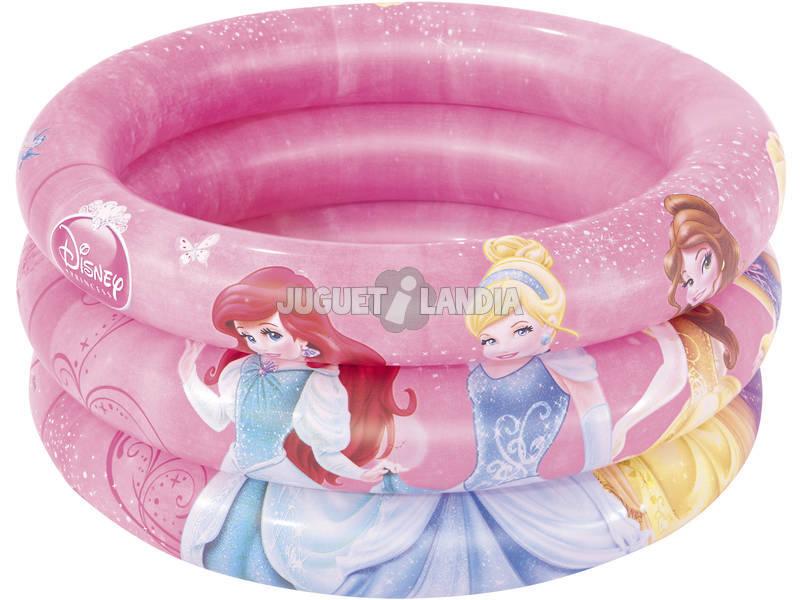 Piscina Insuflável 3 Anéis de Princesas 70x30 Cm Bestway 91046B