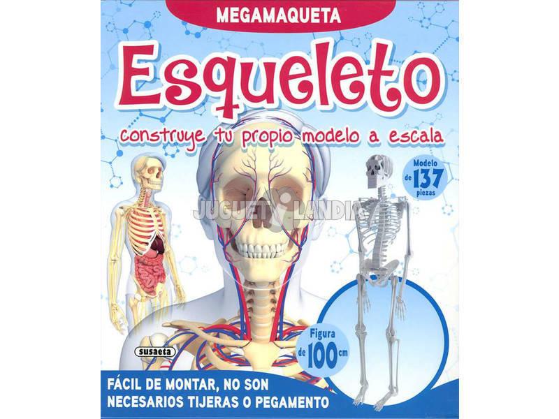 Libro Mega Maqueta Susaeta S3255