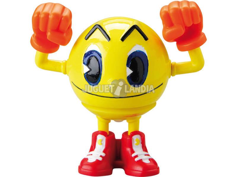 Pacman Figuras Giratorias. Bandai 38900
