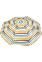 Parasol 180 cm de 8 baguettes