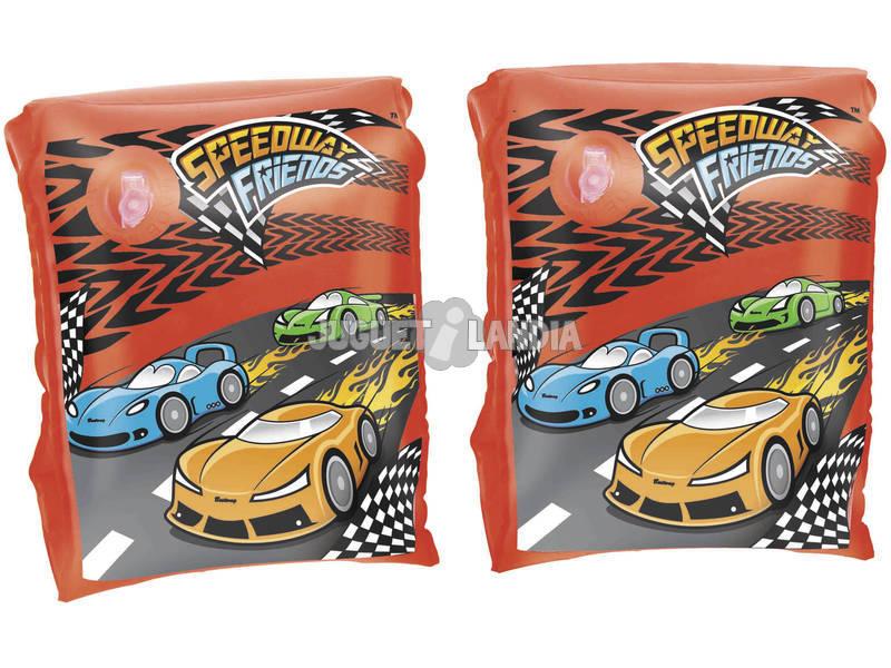 Manguitos Speedway Friends de 23x15 Cm Bestway 32101