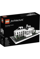 Lego Aquitectura La Casa Blanca