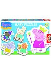 Puzzle Baby Peppa Schwein EDUCA 15622