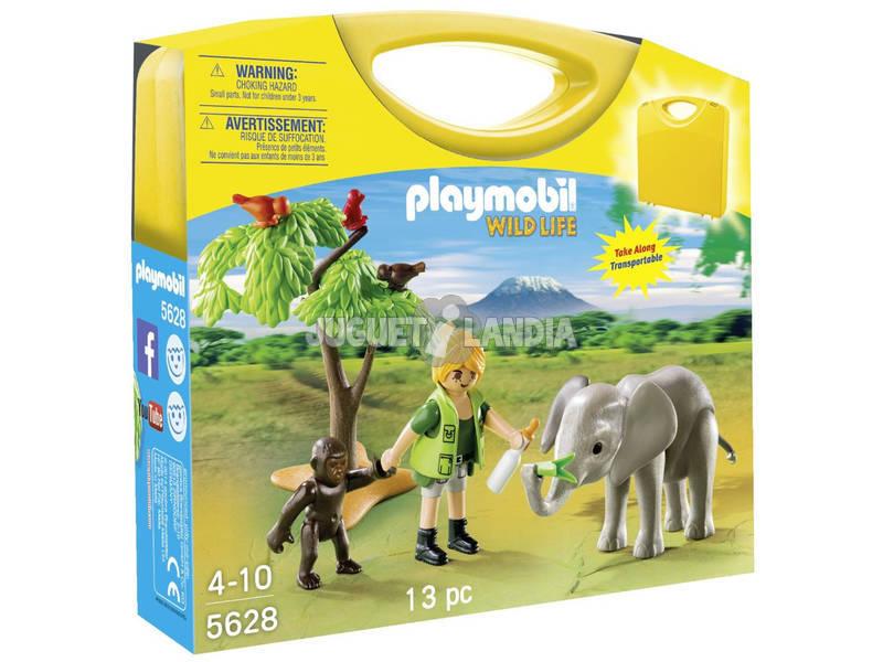Playmobil Maleta African Wildlife