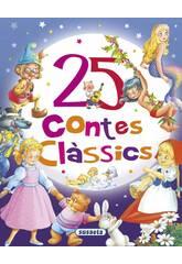 25 Contes Clàssics en Catalan Susaeta 1048