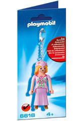 Playmobil Llavero de Princesa