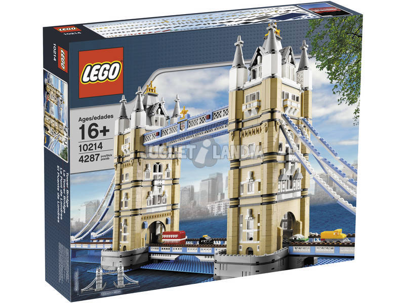 Lego Exclusives Le Tower Bridge de Londres 10214