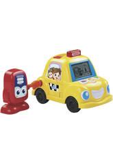 Taxi Alphabet