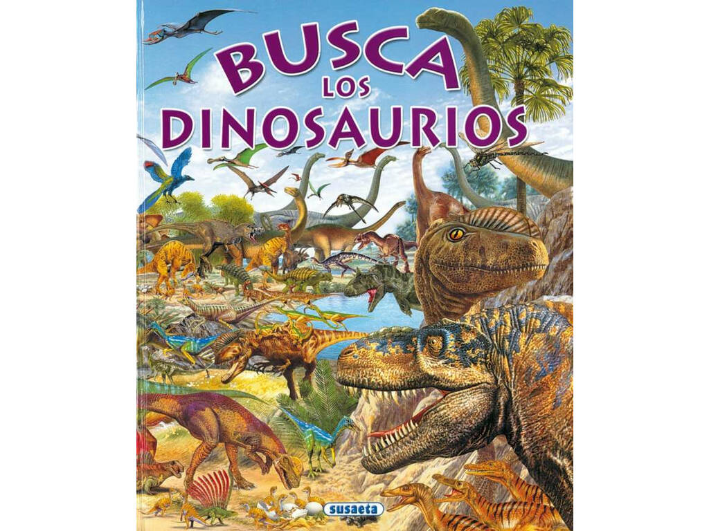 Libro Infantil Busca... Suesaeta S0070