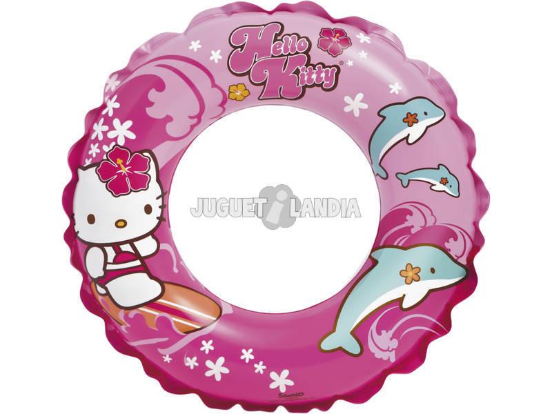 Ciambella gonfiabile 51 cm. Hello Kitty Intex 56200
