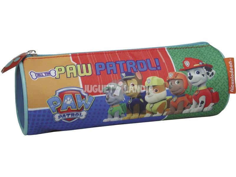 Paw Patrol Portatodo Cilíndrico