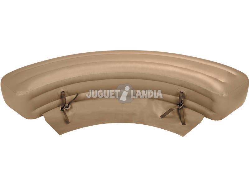 Panca Gonfiabile Crema PureSpa Intex 28507