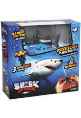 Radio Control Shark Attack