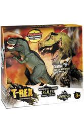 Dinosaurio T-Rex Moyen