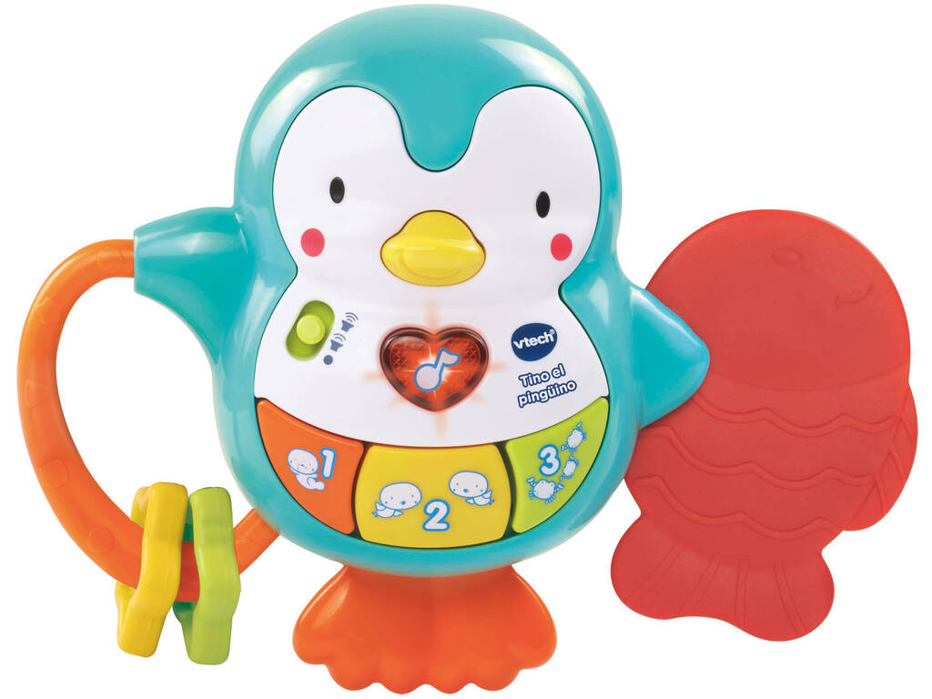 Tino O Pinguim