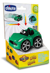 Turbo Touch Stunt Car Verde