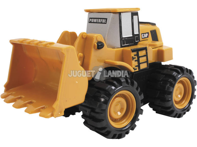 Vehículos Construcción de Juguete 9.5 cm.