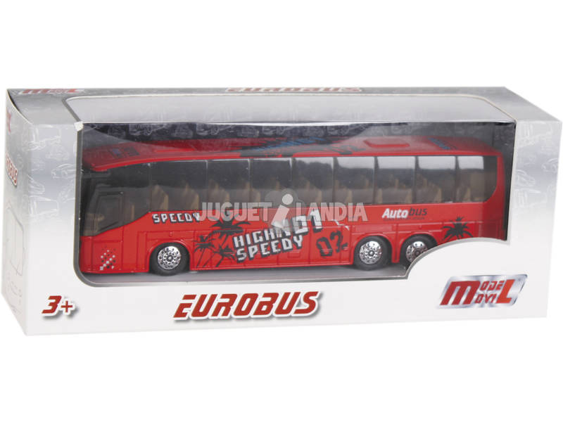 Autobus de 18 cm.