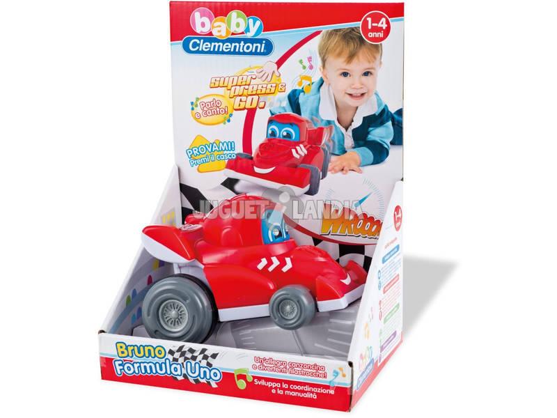 Clementoni Baby- Bruno Formula Uno