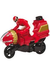 Power Ranger Megaforce Motos Attaque