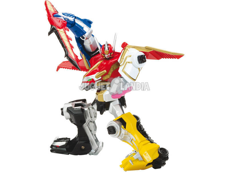 Power Ranger Megaforce Megazord Mini