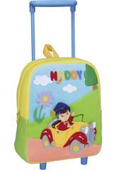 Noddy mochila con ruedas soft