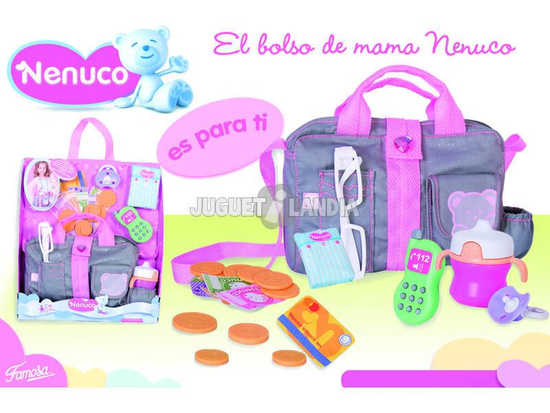 Accesorio Muñeco Nenuco Bolso de Mamá Famosa 700008158