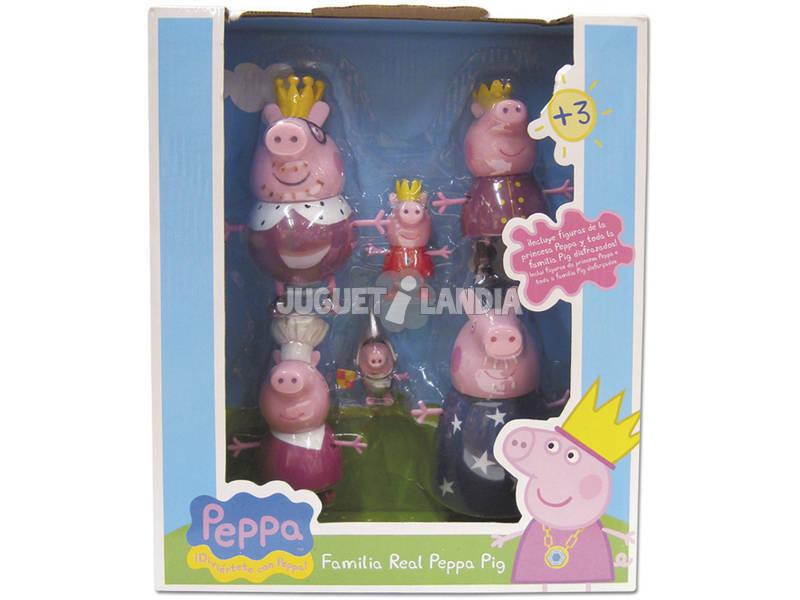 Peppa Pig Familia Real Princesa Peppa