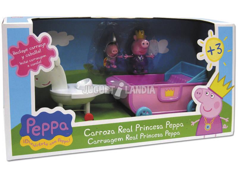 Peppa Pig Carrozza Reale Principessa Peppa