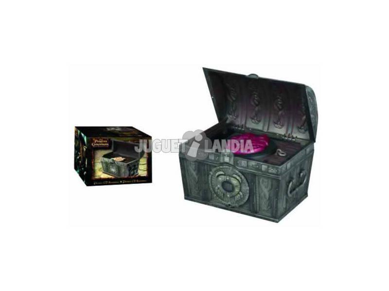 REPORDUCTOR CD BOOMBOX PIRATAS DEL CARIBE